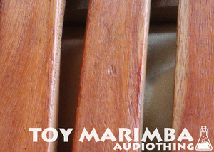 AudioThing Toy Marimba