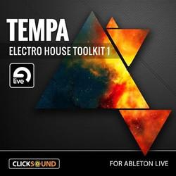 Clicksound Tempa Electro House Toolkit 1