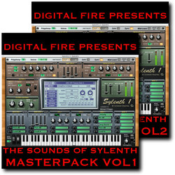 Digital Fire Sounds of Sylenth Masterpack