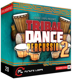 Future Loops Tribal Dance Percussion 2