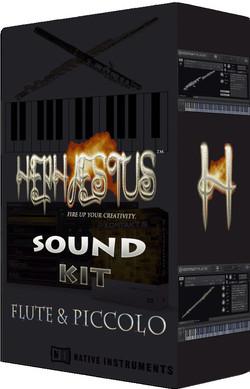 Hephaestus Sounds Flute & Piccolo