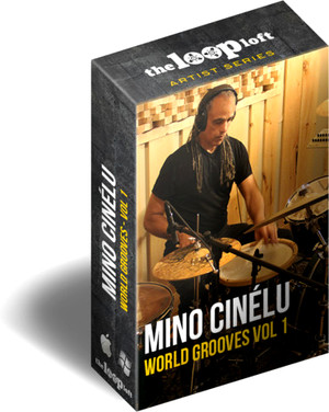 Mino Cinélu World Grooves Vol 1