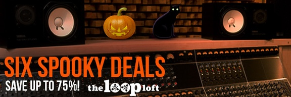 The Loop Loft Six Spooky Deals