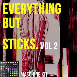 The Loop Loft Everything But Sticks Vol 2 for Maschine