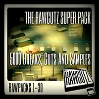 Loopmasters Raw Cutz Super Pack