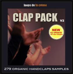 Loops de la Crème Claps Pack