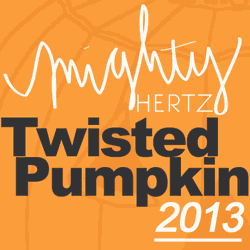 Mighty Hertz Twisted Pumkin