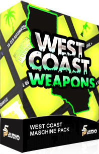 P5Audio West Coast Weapons