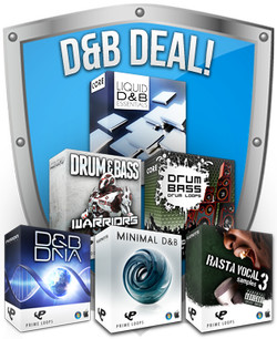 Prime Loops D&B Producer Bundle Deal