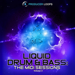 Liquid Drum & Bass MIDI Sessions Vol 2