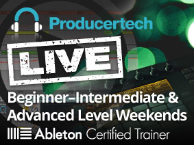 Producertech Live weekends