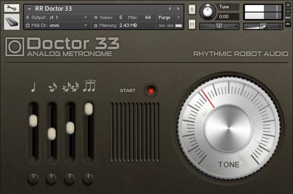 Rhythmic Robot Doctor 33