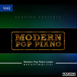 Roqstar Modern Pop Piano Vol 2