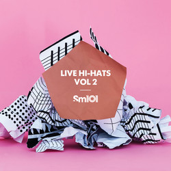 Sample Magic Live Hi-Hats Vol 2