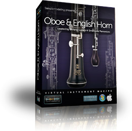 Samplemodeling Oboe & English Horn