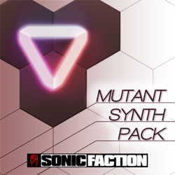 Sonic Faction Mutant Synth Pack