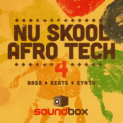 Soundbox Nu Skool Afro Tech 4