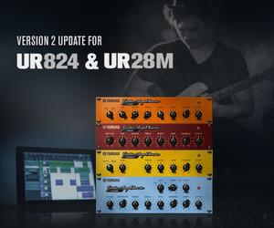 Steinberg UR28M / UR824 update