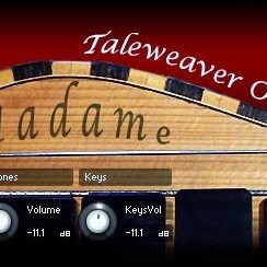 Taleweaver Orchestra Ancient Madame