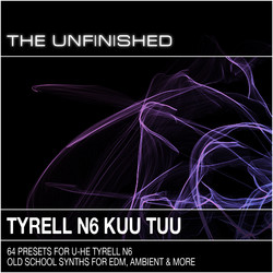 The Unfinished Tyrell N6 Kuu Tuu