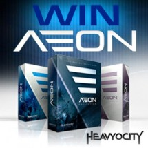 Heavyocity AEON contest at Time+Space
