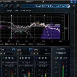 Blue Cat Audio MB-7 Mixer