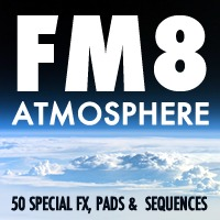 ADSR Sounds FM8 Atmosphere
