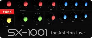 Cluster Sound SX-1001
