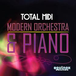 Total MIDI Modern Orchestra & Piano