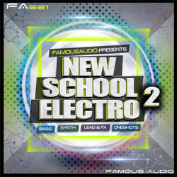 Famous Audio New School Electro 2