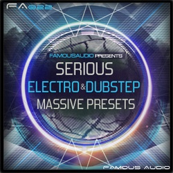 Serious Electro & Dubstep Massive Presets
