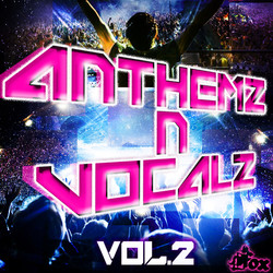 Fox Samples Anthemz N Vocalz Vol 2