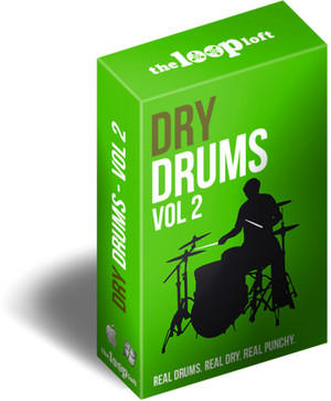The Loop Loft Dry Drums Vol 2