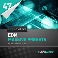 EDM Massive Presets Arps & Sequences