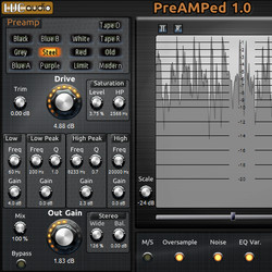 LVC-Audio PreAMPed