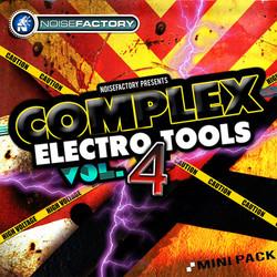 Noisefactory Complex Electro Tools Vol 4