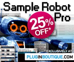 SamplerRobot 4 Pro Sale