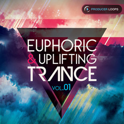 Producer Loops Eurphoric & Uplifting Trance Vol 1