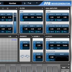 PPG WaveGenerator