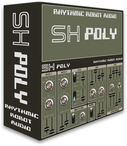 Rhythmic Robot SH7