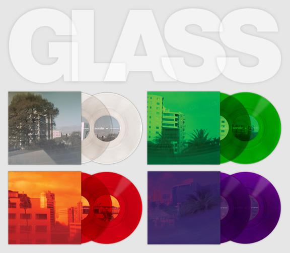 Serato Glass Control Vinyl