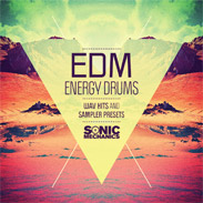Sonic Mechanics EDM Energy Drums