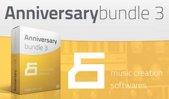 Tek'it Audio Anniversary Bundle 3