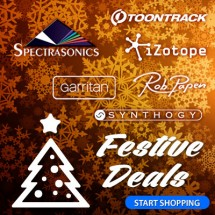 Time+Space Festive Deals