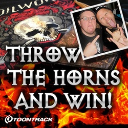 Time+Space Throw the Horns & Win