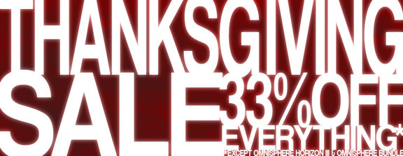 The Unfinished Thanksgiving Sale