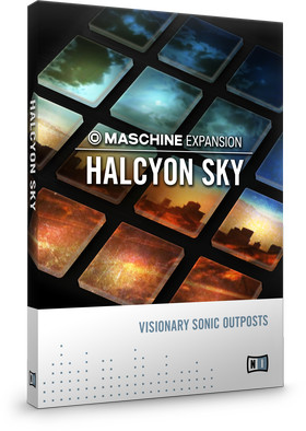 Native Instruments Halcyon Sky