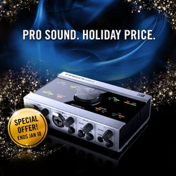 Komplete Audio 6 sale