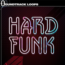 Soundtrack Loops Hard Funk