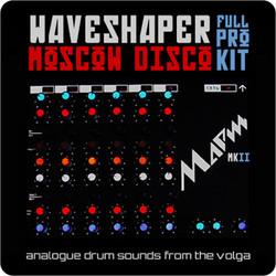 Waveshaper Moscow Disco MkII